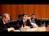 Выступление Генри Сардаряна на Встрече главы предвыборного штаба Владимира Путина, Станислава Говорухина с главами Армянских орг