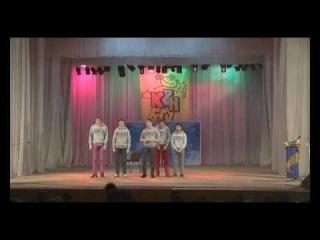 ОЛ БГУ 2013 - Фестиваль - Сборная ФПМИ
