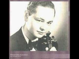 Michael Rabin plays Hora Staccato