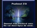Domnul e pastorul meu -- Ruben Filoti, Emma Andreea