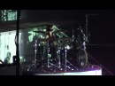 Jen Ledger (Skillet) - Drum Solo - HD Video! - NC State Fair - 10/14/2011