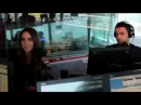 Melanie C - Singing along to Viva Forever (Live at Nova FM 21.03.13)