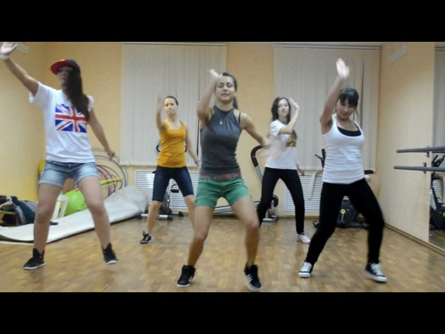 Terro 3000 - Tip Up Tip Up; dancehall choreo by Asya