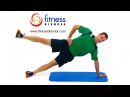 21. Bodyweight Workout for Mass - Core and Leg Workout for Men without Weights