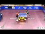 Tiago Apolonia vs Carlos Machado-Final World Olympic Qualification Tournament 2012