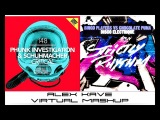 Phunk Investigation feat. Schuhmacher vs. Chocolate Puma &amp Bingo Players - Critical Disco Electrique (ALEX KAVE Mashup)