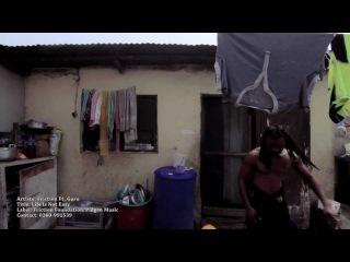 Ghana Reggae: Friction ft. Guru- Life is Not Easy (2013)