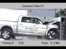 Crash Test 2009 - 20** Dodge Ram 1500 SLT (Full Frontal) NHTSA