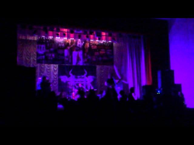 Pantera - I'm Broken (Stigmergy cover)_Chercassy_16.02.2013