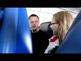 Поездка в Англию.В самолете. Знакомство со студентом из Германии.