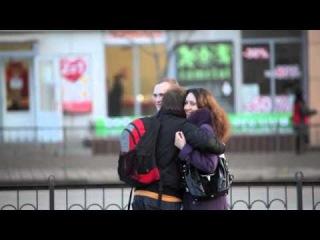Делать добро иногда так сложно... и в то же время так легко!!!!!! Флэшмоб любви в Ростове -на -Дону!