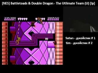 (Satan) [NES] Battletoads & Double Dragon - The Ultimate Team (U) [!p]