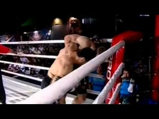 Beslan Isaev vs. Pavel Kusch.ProFC: Union Nation Cup Final