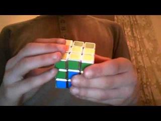 Сборка кубика рубика на скорость Для Антона, который не верит в мой рекорд =)