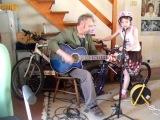 Bike - Pink Floyd - Acoustic Cover - Danny McEvoy & Jasmine Thorpe