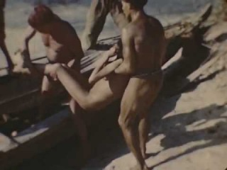 Brasil, expedition to Xingu indians in 1948