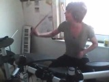 Head Automatica - Beating Heart Baby (Drum cover by Kayleigh Rogerson)