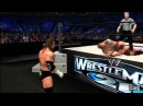 100th Video - Triple H vs Batista Wrestlemania 21 WWE 12 Realz