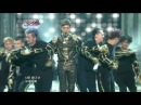 TVXQ! is back with 'Catch Me' & Dragon Dance_KBS MUSIC BANK_2012.10.05
