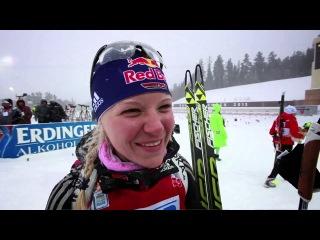 Miriam Gössner 5th in Khanty Mansiysk Pursuit