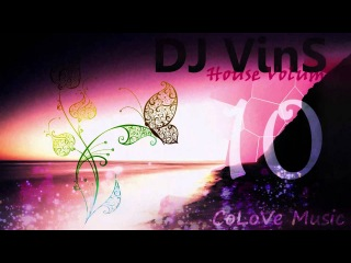 Dj VinS - 30.04.2012 CoLoVe House Vol 10 ( Mix 2012 )