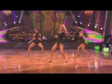 Dancing with the stars - Team Mambo - Shawn Johnson and Chuck Wicks