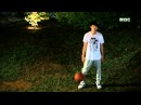120824 T-ARA 孝敏 Hyomin MBC 《One housTandth Man》ep2 cut2 INFINITE Nam Woo Hyun