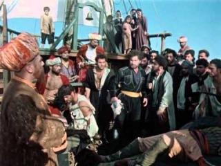 Mamljuk «Мамлюк» (Хвича и Гоча) (груз. მამლუქი) 1958 DVDRip