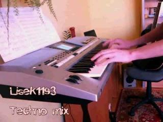 Techno Mix Yamaha PSR-S700