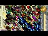 [Zingi PD] Tibia TITANIA War 2012 : Rage Quit VS Evil Activities +VENTRILO RECORDS [HD] ★