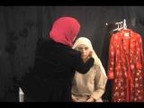 Rose Hijab Style
