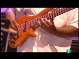 Gerald Veasley - Bass Solo, Live in San Javier 2008