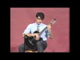 Best Guitar Ever by Pakistani Guy in Harvard Uni..