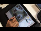 Photoshop-like interior light control interface #DigInfo