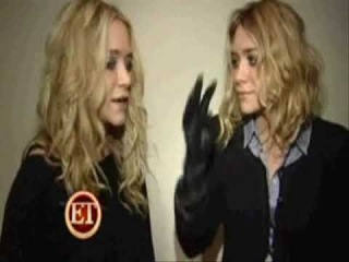 Mary-Kate and Ashley Olsen attend the launch of Isaac Mizrahi's collection for QVC, November 04 2009