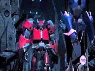 Transformers prime Arcee clip -Трансформеры прайм  Арси клип