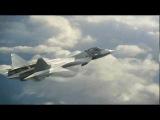 Sukhoi PAK FA Su-50 (T-50) New Russian stealth fighter jet