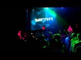 Nifra live @ Transmission Pre-party, Sasazu, Prague