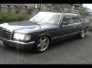 Mersedes-benz-W126-300SE club126