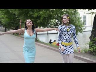 Любовь Тихомирова на фотопрогулке с Марией Цейзер