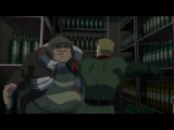 Old Lady vs. Bruno- The Dark Knight Returns Part Two Clip