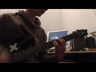 Blink 182- Stockholm Syndrome (guitar cover)