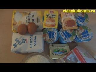 Рецепт - Торт сметанник от videokulinaria.ru