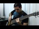 Thiago Baumgarten - ANGRA - Arising Thunder (Bass Cover)