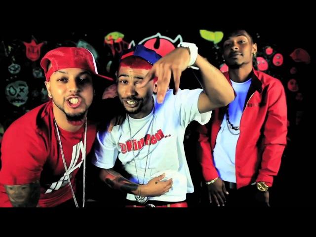 Nu Jerzey Devil feat. Kid Red Ben J (New Boyz) - Everything's a Blur (2012)