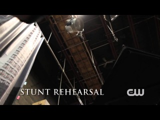 Arrow - Stunts: The Huntress / Drug Dealer Goons