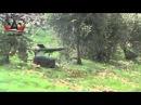Сирия атака из Малютки пo позциям шаббиха в Алеппо 17 2 13