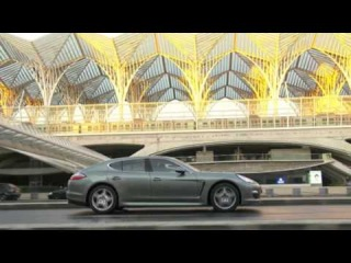 2011 Porsche Panamera S Hybrid