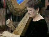Adagio Trio - Greensleeves - harp, flute, cello