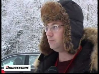 видео зимних шин Bridgestone Blizzak DM-V1